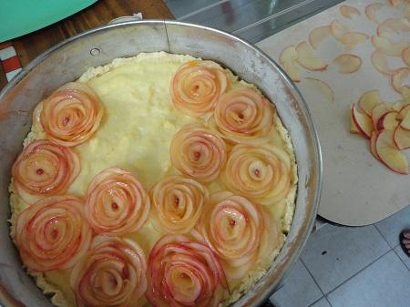 montando a torta 2